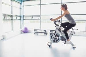 træningsmaskine - Motionscykel