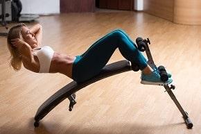 Træningsmaskiner - mavetrænere