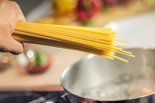 Kulhydrater pasta