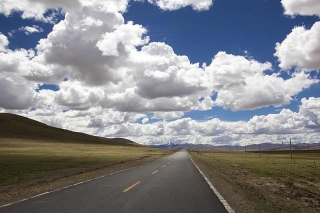 lang vej
