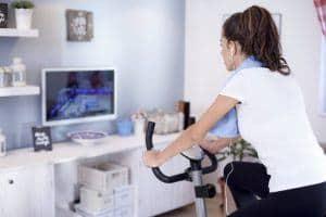 træningsprogram til motionscykel