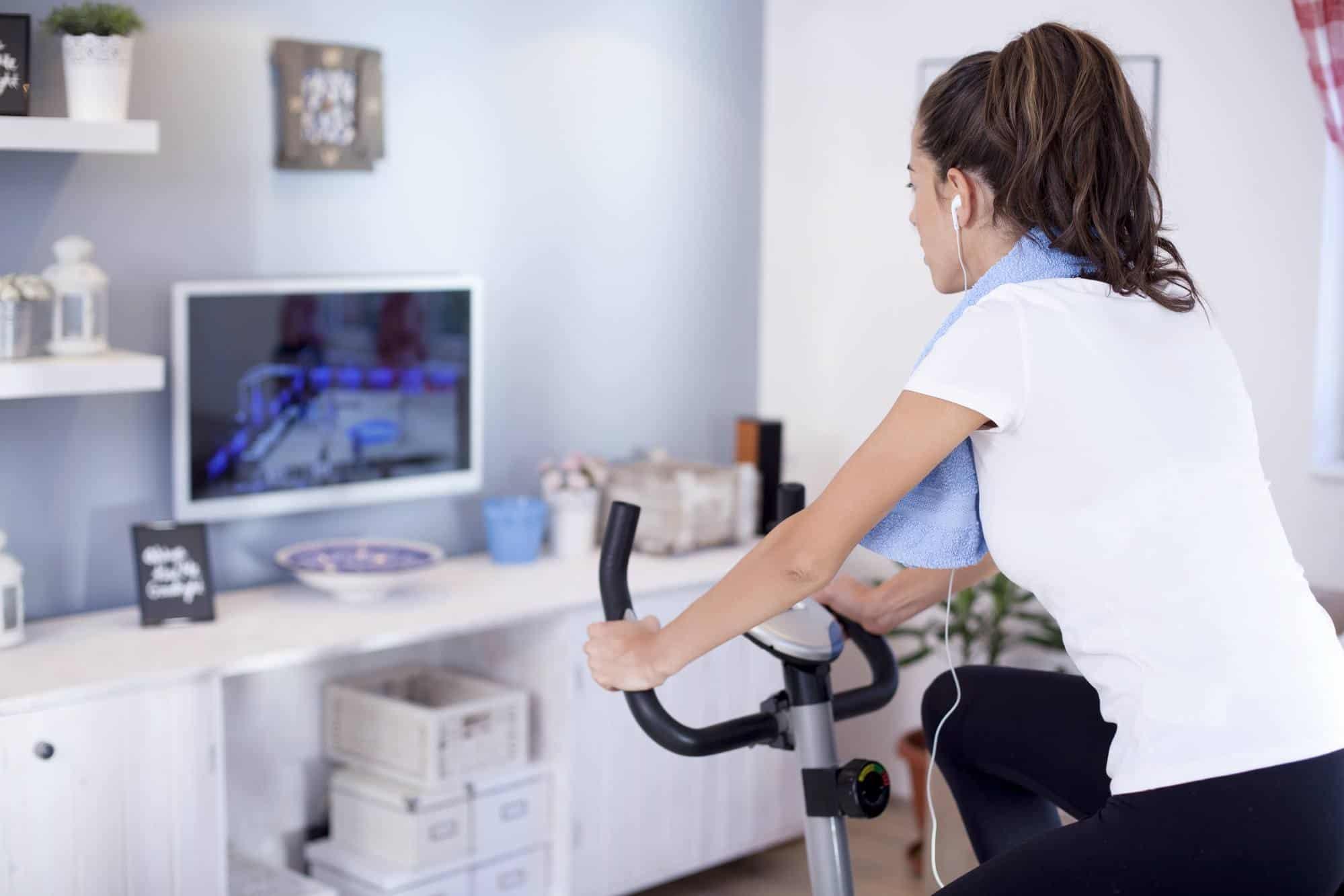 motionscykel træningsprogram