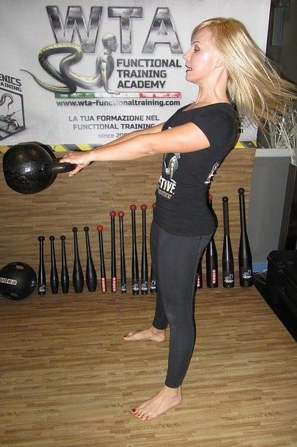 kettlebells træning