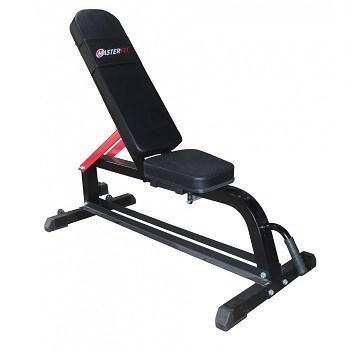 masterfit weight træningsbænk