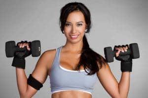 træningshandsker til kvinder