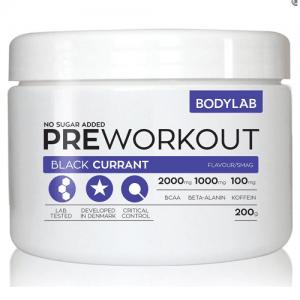 Bodylab pre-workout