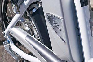 elcykel motor