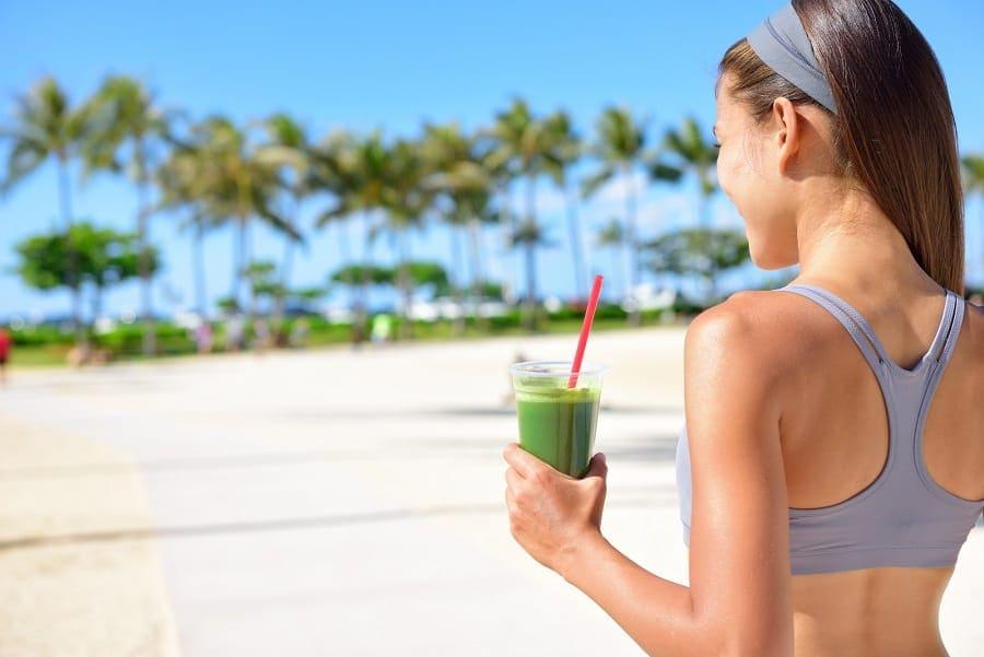Sundt liv på ferien