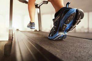 forbrænd flere kalorier på løbebåndet
