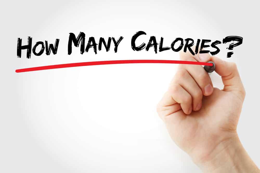 Hvor mange kalorier forbrænder man om dagen?