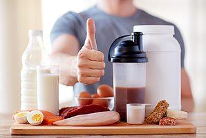 kosttilskud til træningen