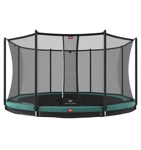 BERG Favorit 380 InGround inkl sikkerhedsnet Comfort